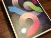 iPad Air 2020 scatola