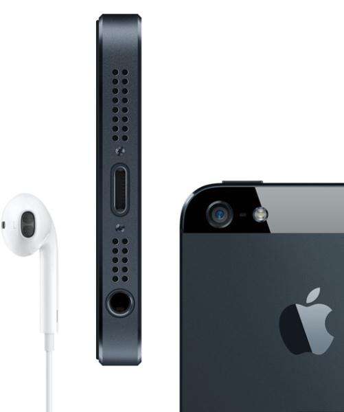 iphone-5-earpods-connettore-lithning-dettaglio-fotocamera