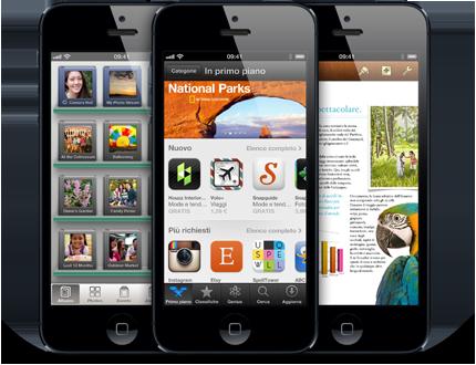 iphone-5-nero-app-store