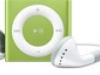 ipod-shuffle-4th-gen-verde-auricolari