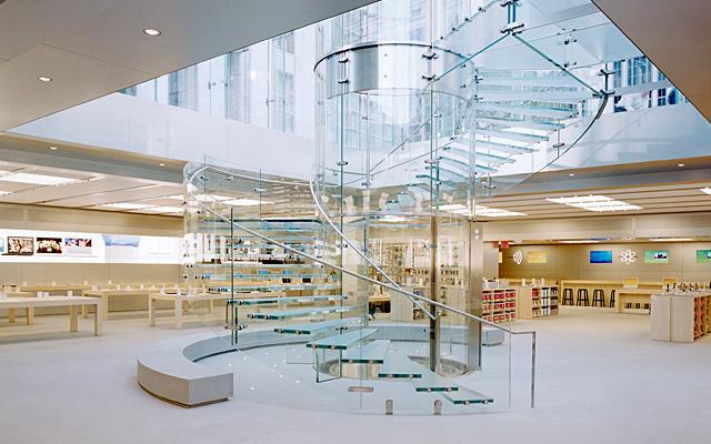 Apple Store New York - 5th Avenute - Scala