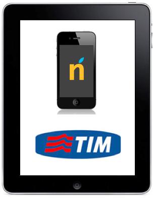 iPad con logo Tim e iPhone 4 con logo Nonsolomac