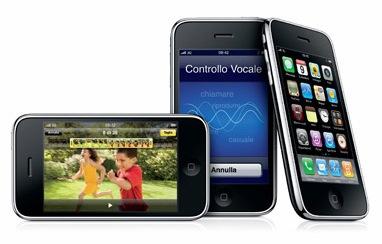 iPhone 3GS in saldo