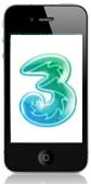 iPhone 4 con logo 3 Italia
