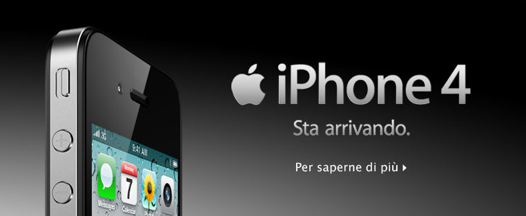 iPhone 4 - Tre e Tim pronte