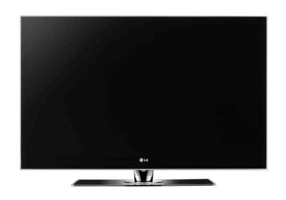 TV LG bordless