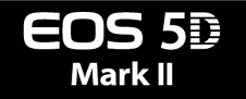 Logo Canon EOS 5D Mark II