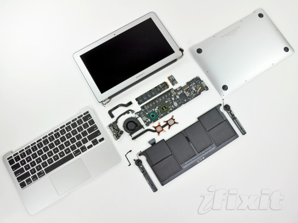 MacBook Air - Teardown by iFixit