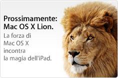 Mac OS X Lion - Badge