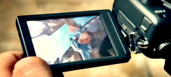 Panasonic Lumix G2 - Spot video