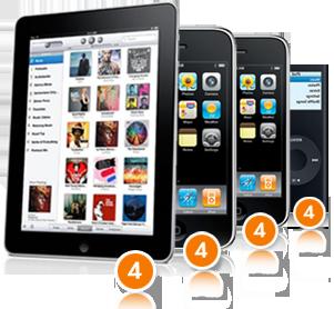Saldi Privati - Concorso a premi - 4 iPhone, 4 iPod touch e 4 iPod nano