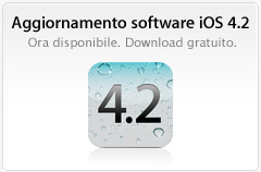 iOS 4.2 - Badge dell'Apple Store