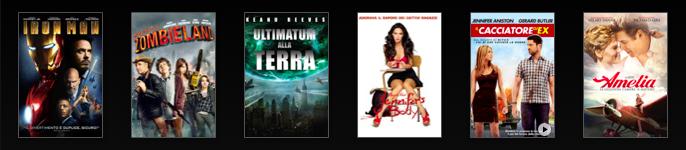 iTunes Store - Screenshot su Film appena usciti sull Store