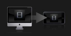 iTunes Store - Trasferimento film da iMac a dispositivo mobile