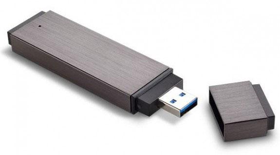 LaCie FastKey - Memory Key USB 3.0 da 30GB, 60GB e 120GB