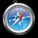 Icona del browser Safari