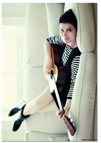 Erica Mou - Concorso fotografico by Canon e Myspace