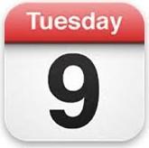 Icona Calendario iOS