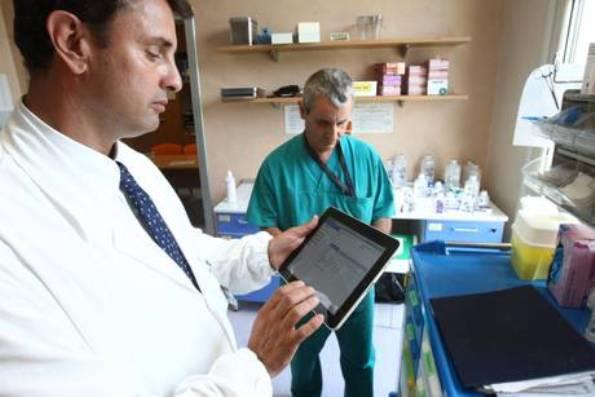 iTherapy - L'iPad al servizio dell'Ospedale San Gerardo di Monza