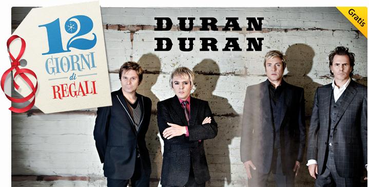 iTunes Store - 12 giorni di regali - Duran Duran