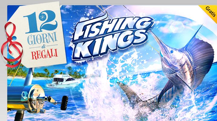 iTunes Store - 12 giorni di regali - Gameloft - Fishing Kings
