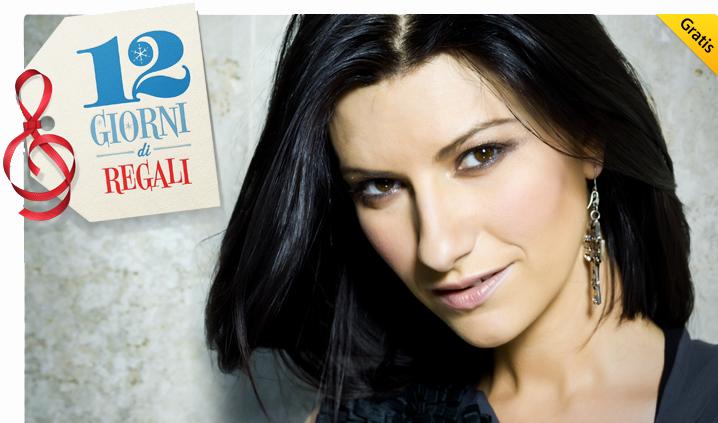 iTunes Store - 12 Giorni di Regali - Laura Pausini - Videoclip
