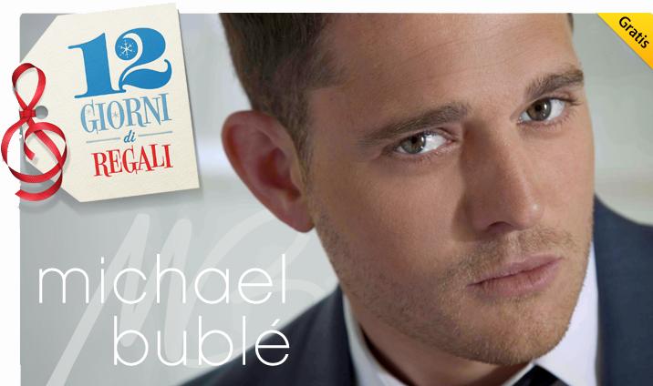 iTunes Store - 12 Giorni di Regali - Michael Bublè