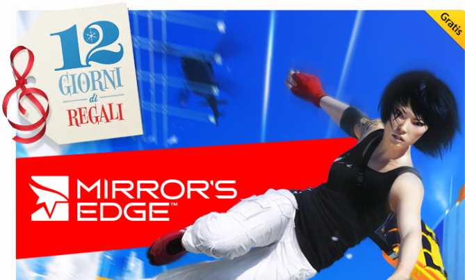 iTunes Store - 12 Giorni di Regali - Mirror's Edge