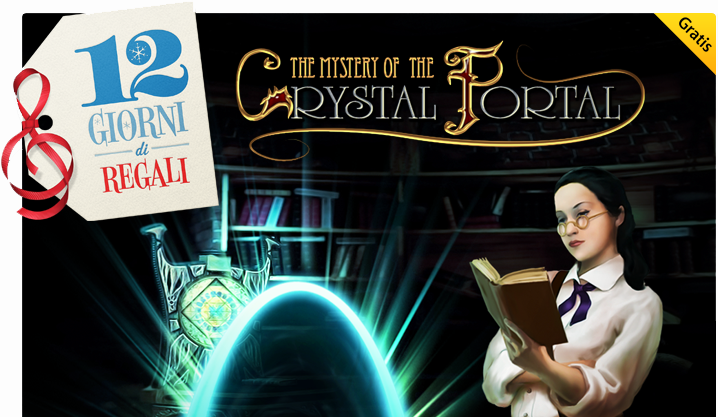 iTunes Store - 12 giorni di regali - The Mystery of the Crystal Portal HD