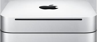 Mac mini frontale