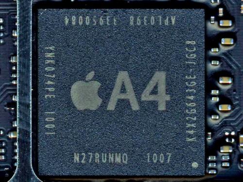 Apple A4 o la sua evoluzione (Apple A5)