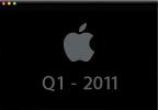 Apple - Risultati fiscali Q1 - 2011 - Conference Call