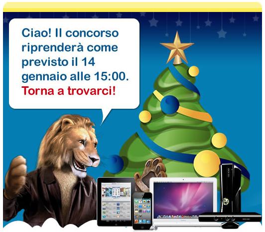 Euronics - Concorso - In palio iPad, iPod touch e MacBook