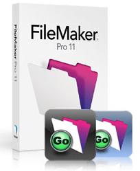 FileMaker Go + FileMaker Pro = Sconto superiore al 50%