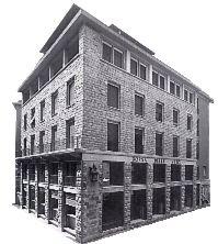 Firenze - Palazzo Borsa Merci della Camera di Commercio