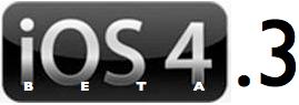 iOS 4.3 beta - elaborazione grafica
