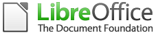 Logo LibreOffice - The Document foundation