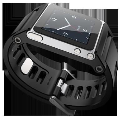 TikTok, trasforma l'iPod nano di 6° generazione in un bellissimo orologio da polso