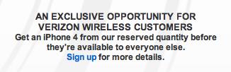 Verizon Wireless - Fidelizzazione delle clientela