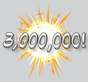 Fon Explosion - 3.000.000 di hot spot