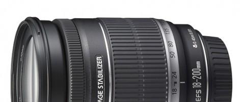Canon 18-200mm - Porzione