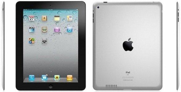 Concept dell'iPad 2