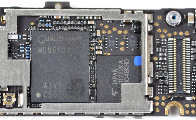 Chip Qualcomm MDM6600 nel nuovo iPhone 4 CDMA di Verizon Wireless