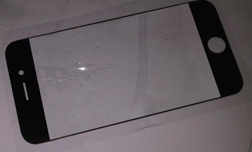 iPhone 5 - Immagine di 9to5mac del presunto screen panel