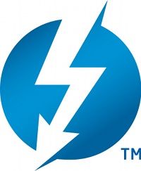 Logo Thunderbolt (LightPeak)