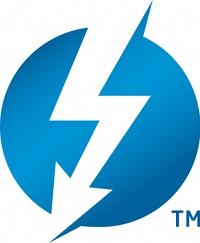 Logo Thunderbolt (LightPeak)