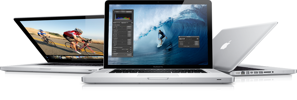 MacBook Pro early 2011 - Trio