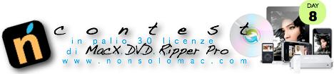 Giveaway - Contest - MacX DVD Ripper Pro - Gratis - Free