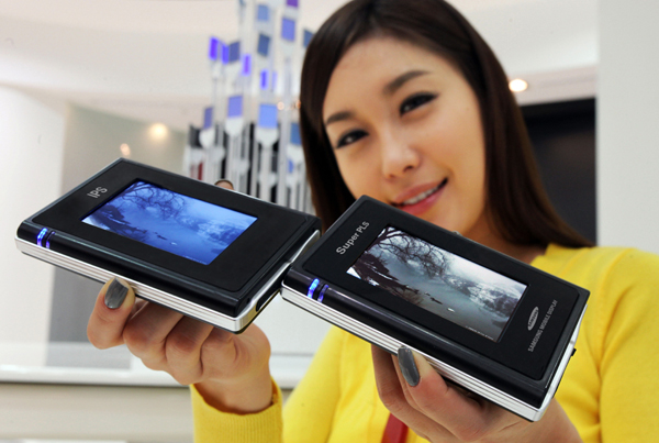 Samsung - Tecnologia IPS e PLS a confronto nella visione angolata