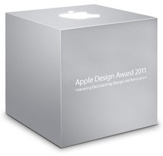 WWDC - Apple Design Award 2011